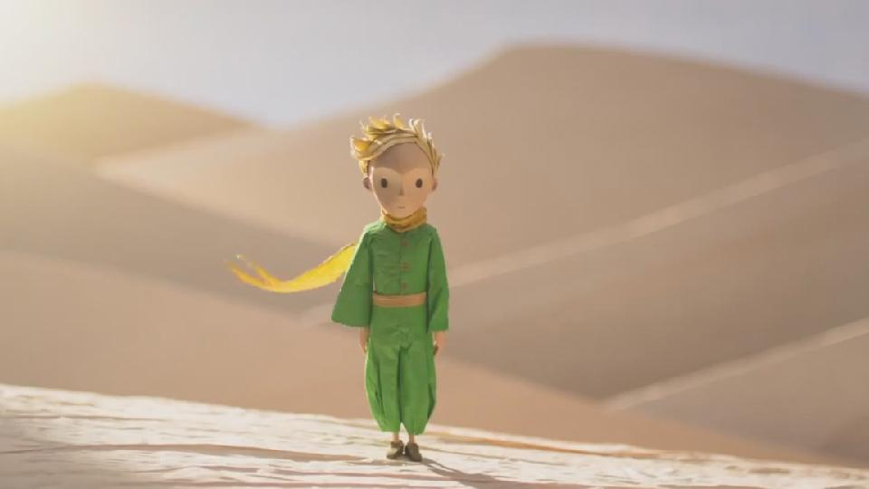 Resultado de imagem para o pequeno principe sozinho triste