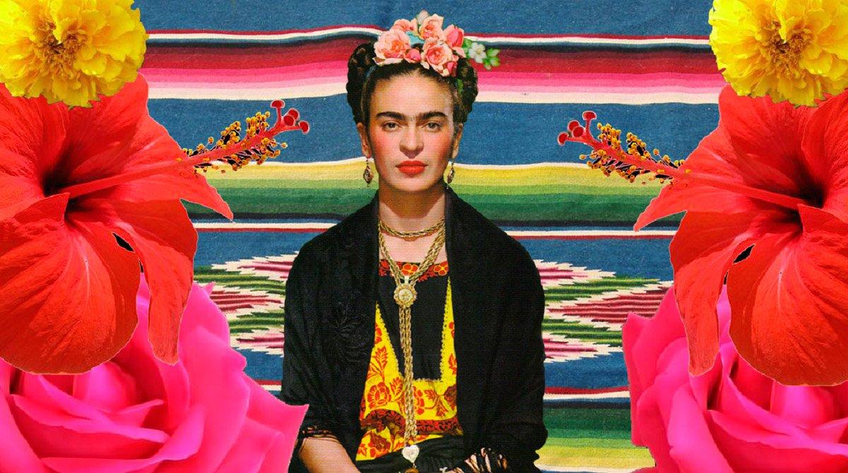 As sobrancelhas de Frida
