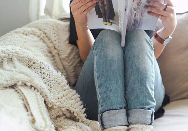 ler revistas