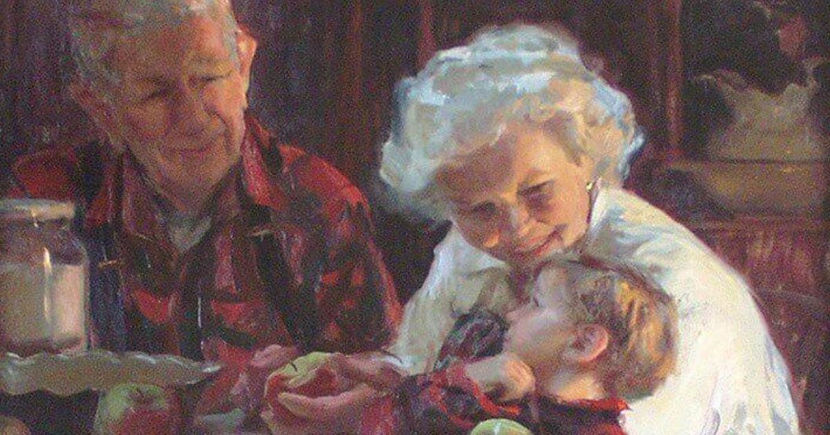 Por que é tão importante a avó materna para uma criança