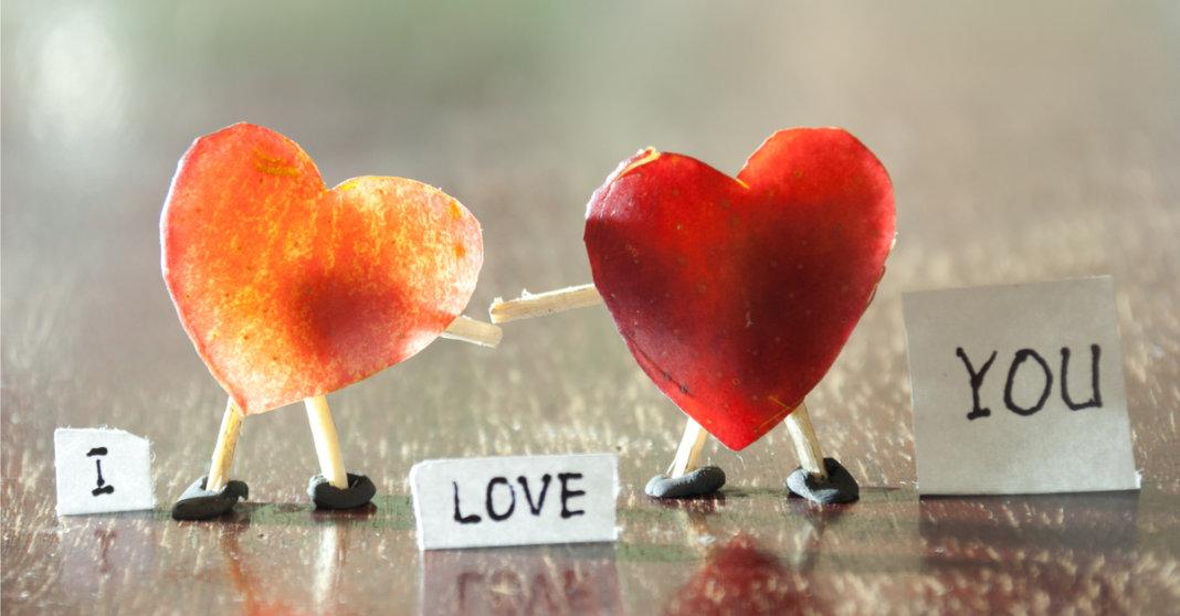 """Se O Tempo Soubesse O Quanto Eu Te Amo: Parem De Banalizar O """"eu Te Amo"""""""