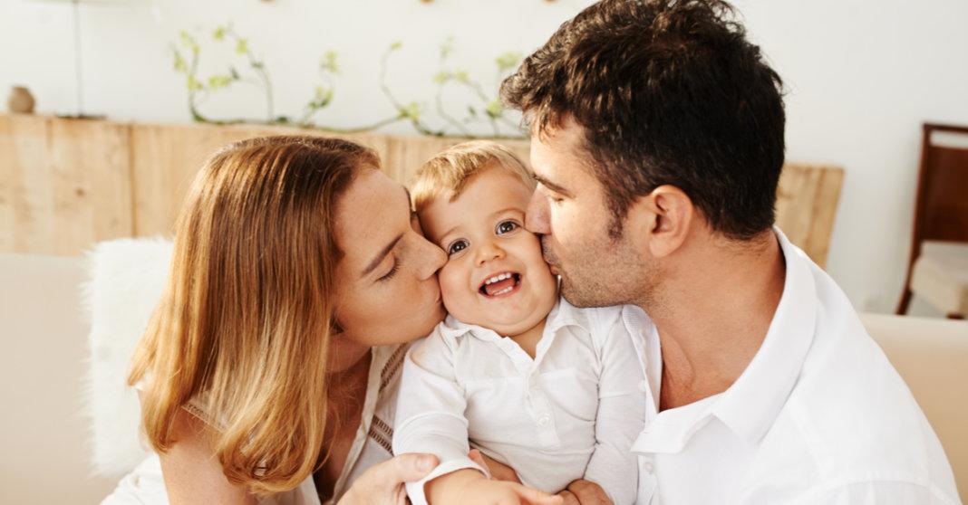 Pais: seus filhos precisam mais do seu amor do que do seu
