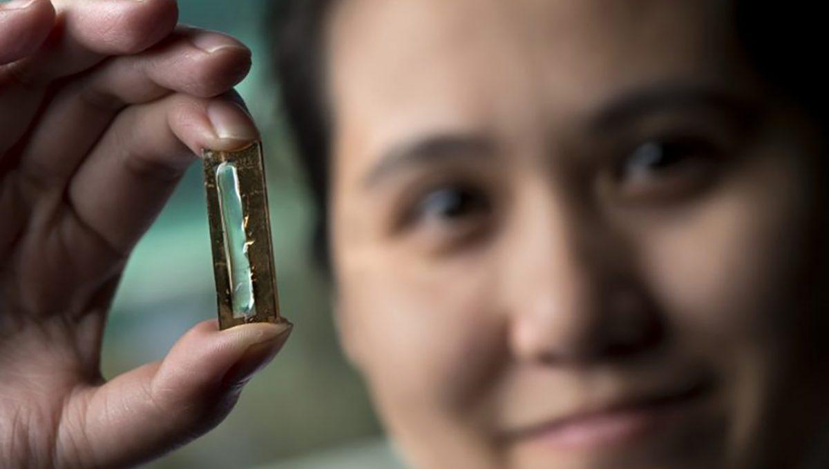 Estudante cria sem querer uma bateria recarregável que pode durar 400 anos