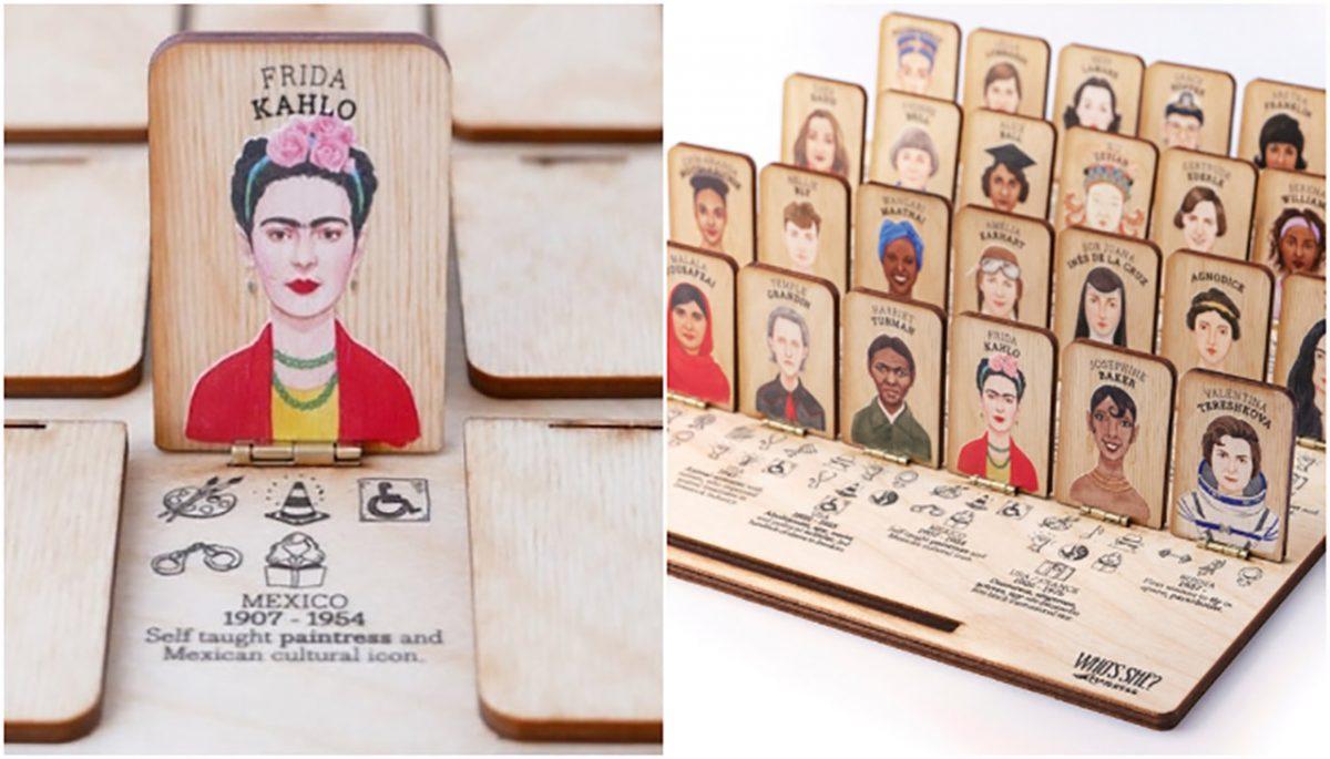 Quem E Ela Conheca O Jogo De Tabuleiro Que Celebra As Mulheres Que Mudaram O Mundo